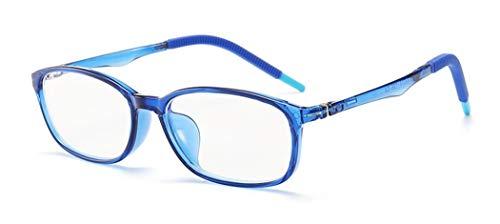 Azul Bloqueo Gafas para Niños Anti Rayo Azul Filtro Reduce...