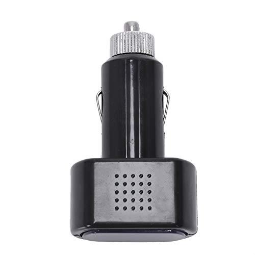 Yaootely 12-24V LED Zigarettenanzuender KFZ Batterie Tester Spannungsanzeige Voltmeter