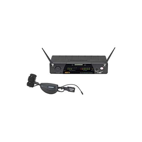Samson AirLine 77 Wind Instrument True Diversity UHF Wireless System (Channel K3)