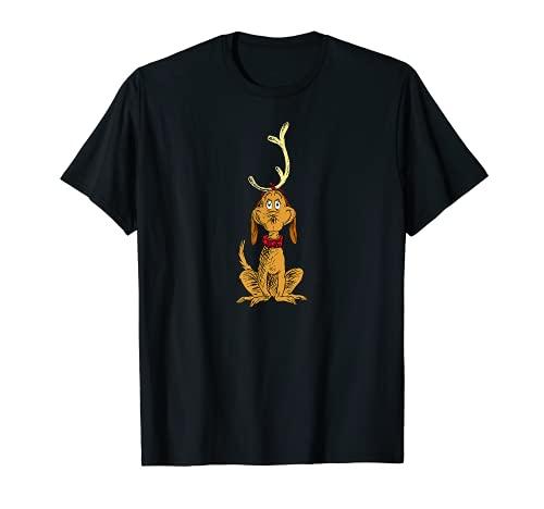 Dr. Seuss Reindeer Max T-shirt