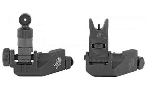 Knights Armament KAC 45 Degree Offset FLDNG Sight Set