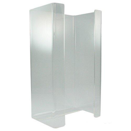 Handschuh-Dispenserhalter Plexiglas transparent 95 mm