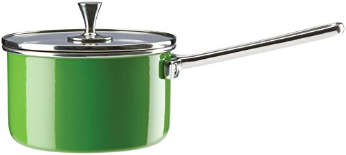 KSNY All in Good Taste Sauce Pan, 2 Quart, Green
