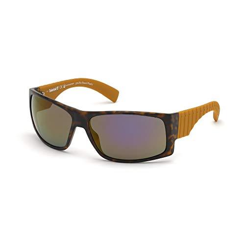 Timberland TB9215 - Gafas de sol polarizadas cuadradas para hombre, 68 mm, 15 mm, 125 mm
