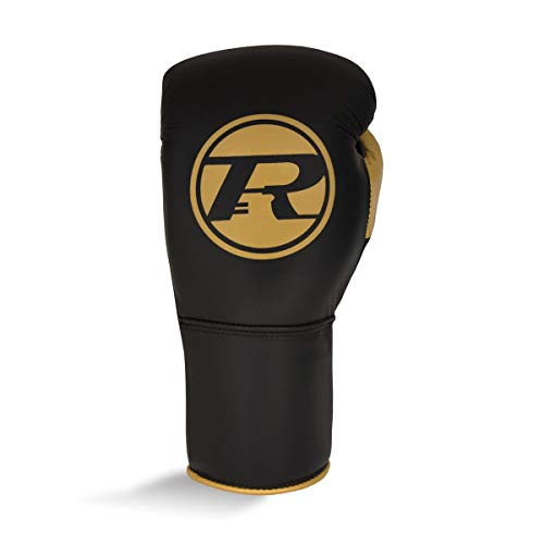 Ringside Boxhandschuh Pro Contest schwarz/gold