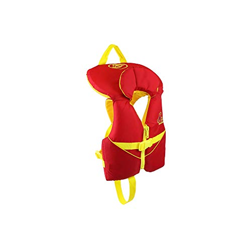 Best Prices! Stohlquist Infant PFD Orange/Yellow One Size