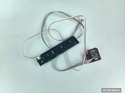 Changhong Ersatzteil für LED32D2200D TV: Key Controller Board, Bedienpanel, NEUW