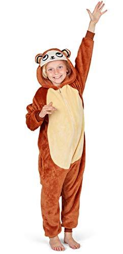CityComfort Animal Onesie voor kinderen Super Zachte Onesie Pyjama's Slaappak Comfy Kids Dress Up Kostuum voor kinderen Kat Kostuum Sloth Eenhoorn Geschenken voor meisjes Jongens