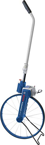 Bosch Professional Messrad GWM 40 (Raddurchmesser: 38,91 cm, Umfang: 1,22 m, Reichweite: 9999,99 m)