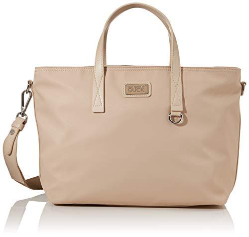 Mandarina Duck Damen Style Handtasche, Irische Creme, Einheitsgröße EU