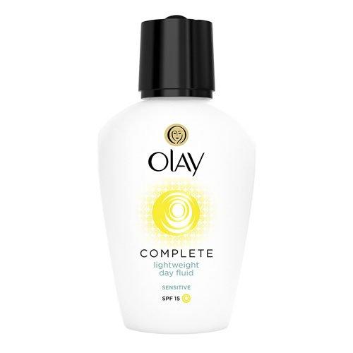 Olay SPF15 Complete - fluido de día ligero, 100 ml