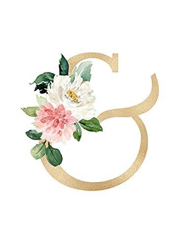 5D DIY diamante pintura taladro completo flor Animal diamante bordado letras imágenes de diamantes de imitación decoración para el hogar A5 40x50cm