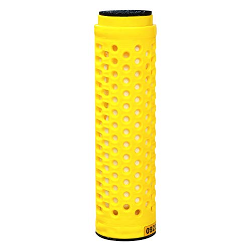 D'Cal Plastic Hard Water Softener for Complete House (Yellow, Standard)