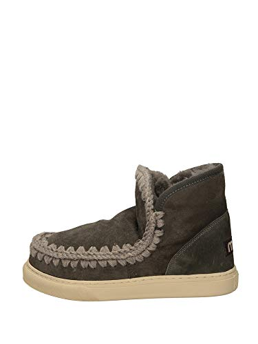 MOU Donna Eskimo Mini Sneaker Blacksand Mod. MINIESKIMOSNEAKER