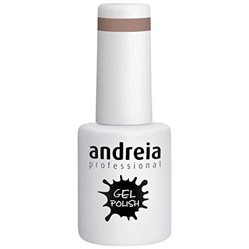 Andreia Vernis à Ongles Gel Semi-Permanent Couleur 273 Nude - Nuances Douces - 10 ml