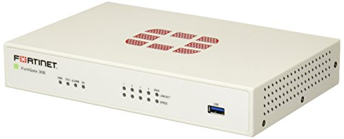 Fortinet Fortigate-30E 5 Port RJ45 Ge Ethernet Technology (FG-30E)