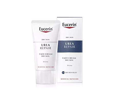 Eucerin Dry Skin Face Cream 50ml