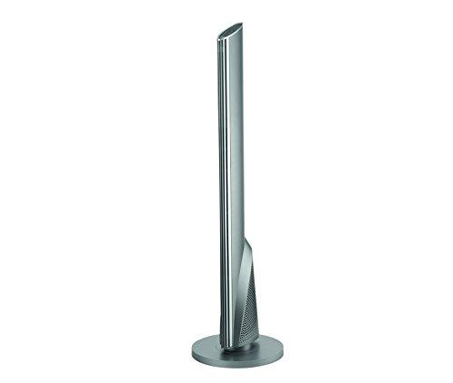 Trisa Electronics 9344.4712 ceramic tower Heizer, 1000 W, weiss, 32 x 9 x 114.5 cm