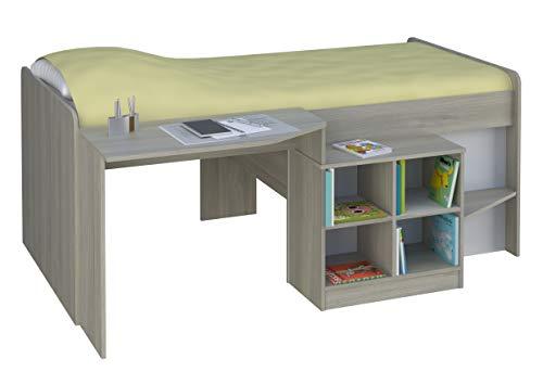 Kidsaw, Pilot Cabin Bed - Elm