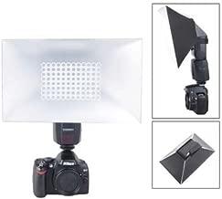 EANDE Folding Flash Soft Diffuser  NG-280   280mm x180mm x120mm  Black  Durable