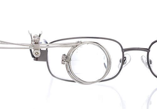SE 3.3x, 6.6x, 9.9x Magnification Triple Lens Loupe - MI129-333