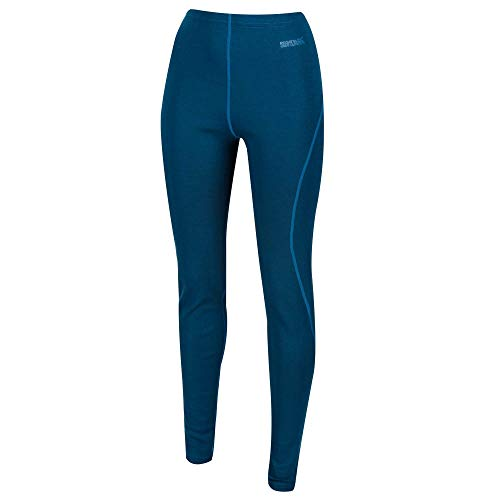 Regatta Zimba Baselayer Pants dames Tibetan rood 2018 ondergoed
