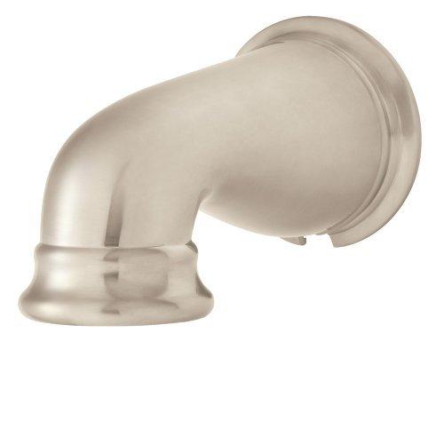 Speakman S-1559-BN Alexandria Bathtub Tub Spout, Brushed Nickel by Speakman