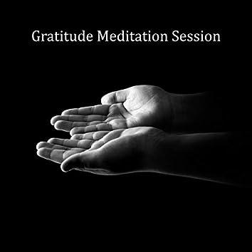Gratitude Meditation Session – Daily Spiritual Practice Music Background