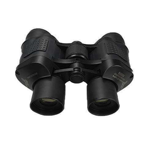 J-Love Telescopio binoculares Alta definición 8X40 HD luz débil visión Nocturna observación Aves telescopio Concierto Viaje