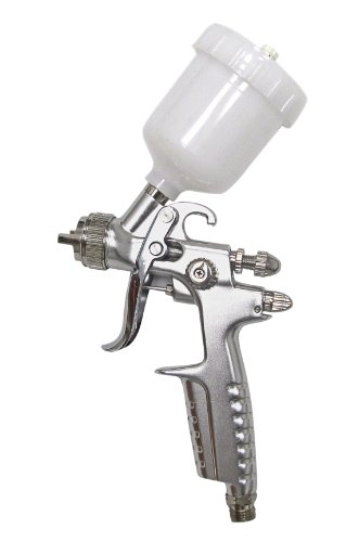 SPRAYIT SP-33500 LVLP Gravity Feed Mini Spray Gun
