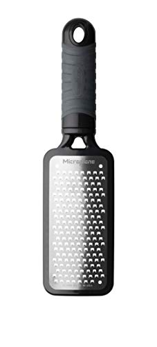 Microplane Home Series Coarse Cheese Grater Black