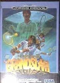 Tennis Game Mega Drive