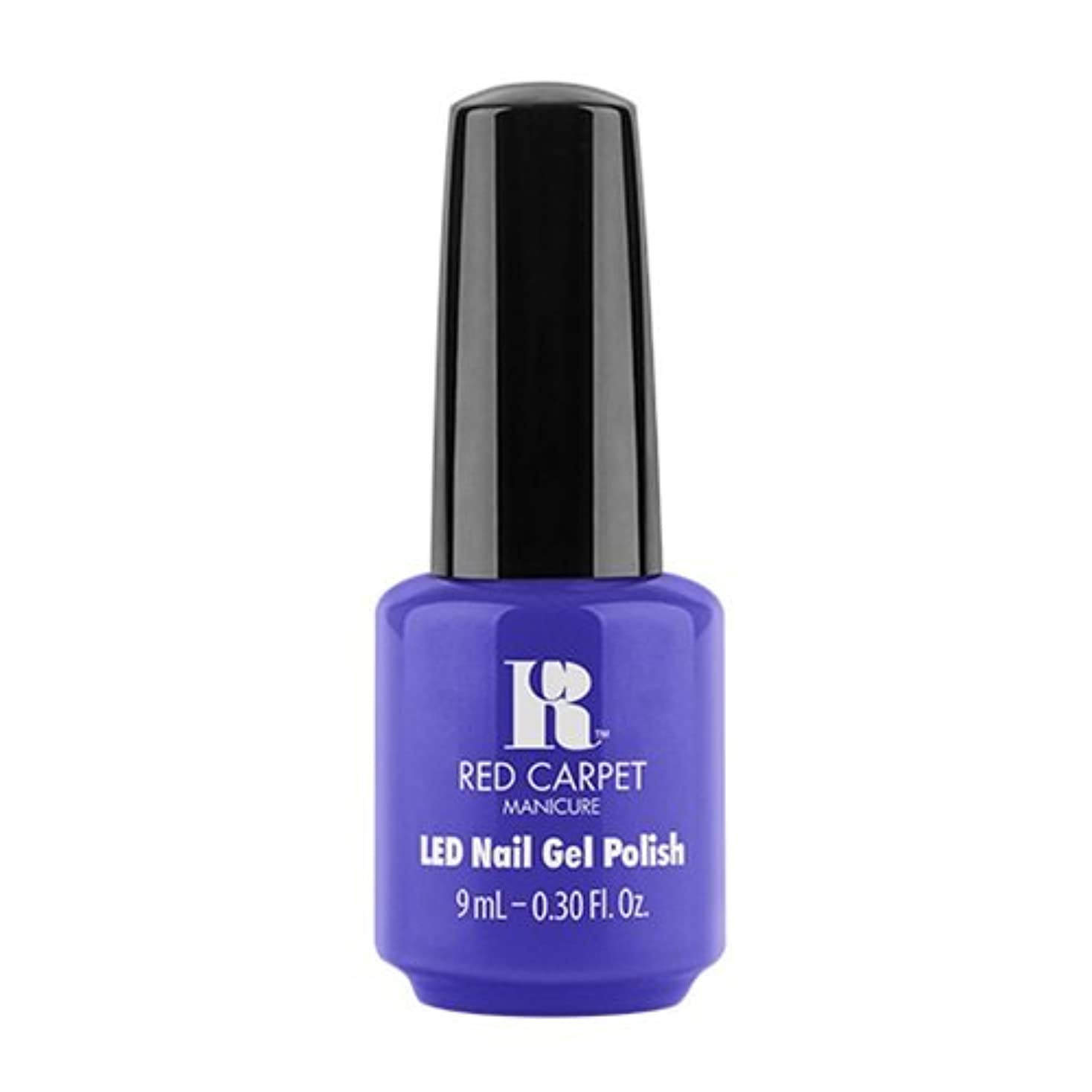 選出するシャツプラスチックRed Carpet Manicure - LED Nail Gel Polish - Summer 2017 Fiji Fever - Paparazzi Proof - 0.3oz/9ml