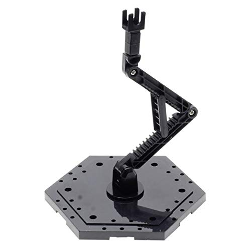 MY MIRONEY Black Action Base HG RG Figure Model Stand Hobby Display Stand 1/44