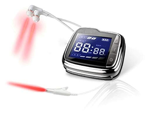 LLLT 650nm Laser Therapy Watch