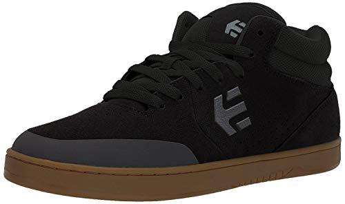 Etnies Marana Mid, Unisex-Erwachsene Skateboardschuhe, Schwarz (558-Black/Charcoal/Gum 558), 35.5 EU (2.5 UK)