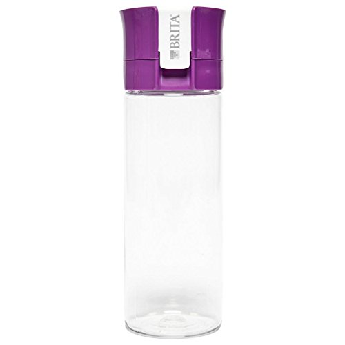 Botella Filtrante Brita Fill&Go 0,6 L Morado