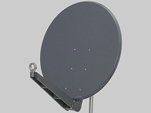 Gibertini Alu-Antenne OP 85 SE in antrazith