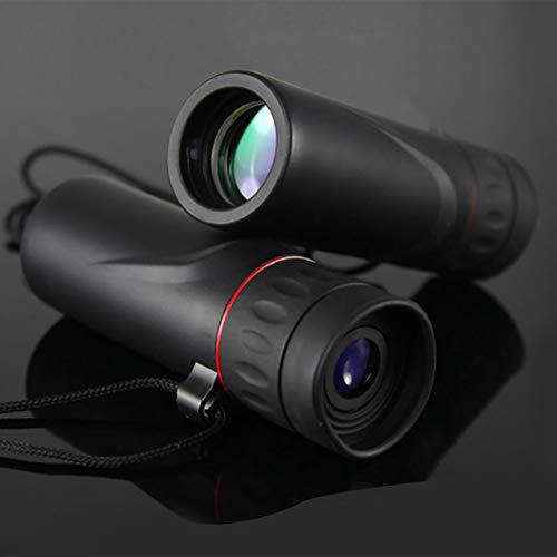 SegRJ10x25 - Prismáticos de visión nocturna, monocular y telescopio, color verde