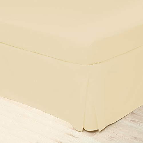 Belledorm Tour de lit Facile d'entretien Crème
