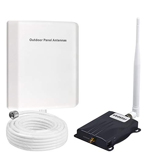 AT&T Signal Booster 4G LTE Cell Phone Signal Booster Band 12/17 ATT T-Mobile Cell Signal Booster Indoor Mobile Phone Signal Amplifier | Boost Voice Quality & Data Speed