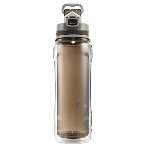 Price comparison product image bubba Flo Duo Dual-Wall Insulated Water Bottle,  24 oz.,  Smoke