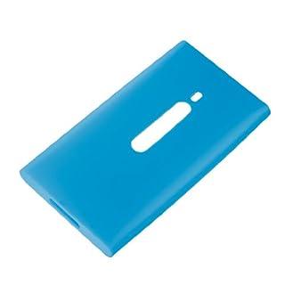 Nokia CC-1031 Soft Case Cover for Lumia 800 - Cyan Blue (B005WU1ON0) | Amazon price tracker / tracking, Amazon price history charts, Amazon price watches, Amazon price drop alerts