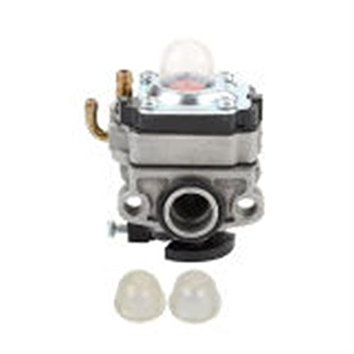 3pcs / Set carburador con 2 p-r-i-m-e-r Bulbs reemplazo for TB575SS TB525CS T-R-I-M-M-E-R 753-04745 753-1225 (Color : Black)
