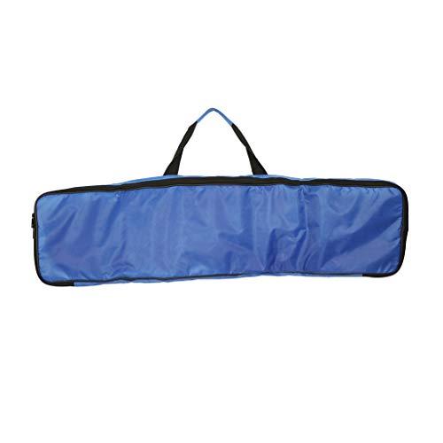 Toygogo Premium - Bolsa Acolchada para Pala de Kayak (con asa y Correa para el Hombro), Color Azul