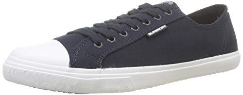 Superdry Herren Low PRO Sneaker Gymnastikschuhe, Blau (Navy 11s), 44 EU