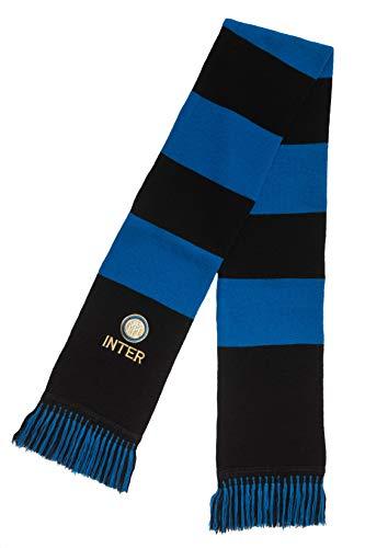 FC Inter Tubolare 04, sjaal zonder gener, zwart blauw, eenheidsmaat