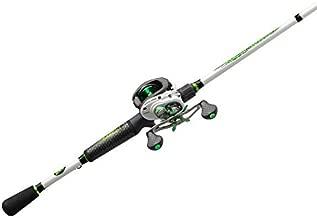 LEW'S FISHING Mach 1 Speed Spool SLP Combo, Baitcast Combo, Baitcasting Reel, Fishing Reel and Fishing Rod, Fishing Gear and Equipment, Fishing Accessories (MH1SHA610MH)