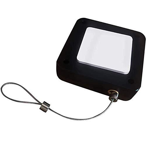 KUYG Lochfreier automatischer Sensortürschließer Automatisch für alle Türen schließen (Lieferung in 8-15 Tagen)