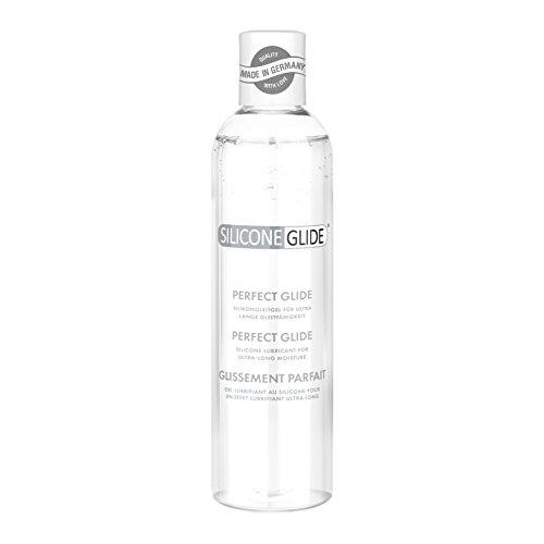 Anal-Gleitgel Siliconeglide, sehr hohe Gleitfreudigkeit, Analverkehr, 300 ml